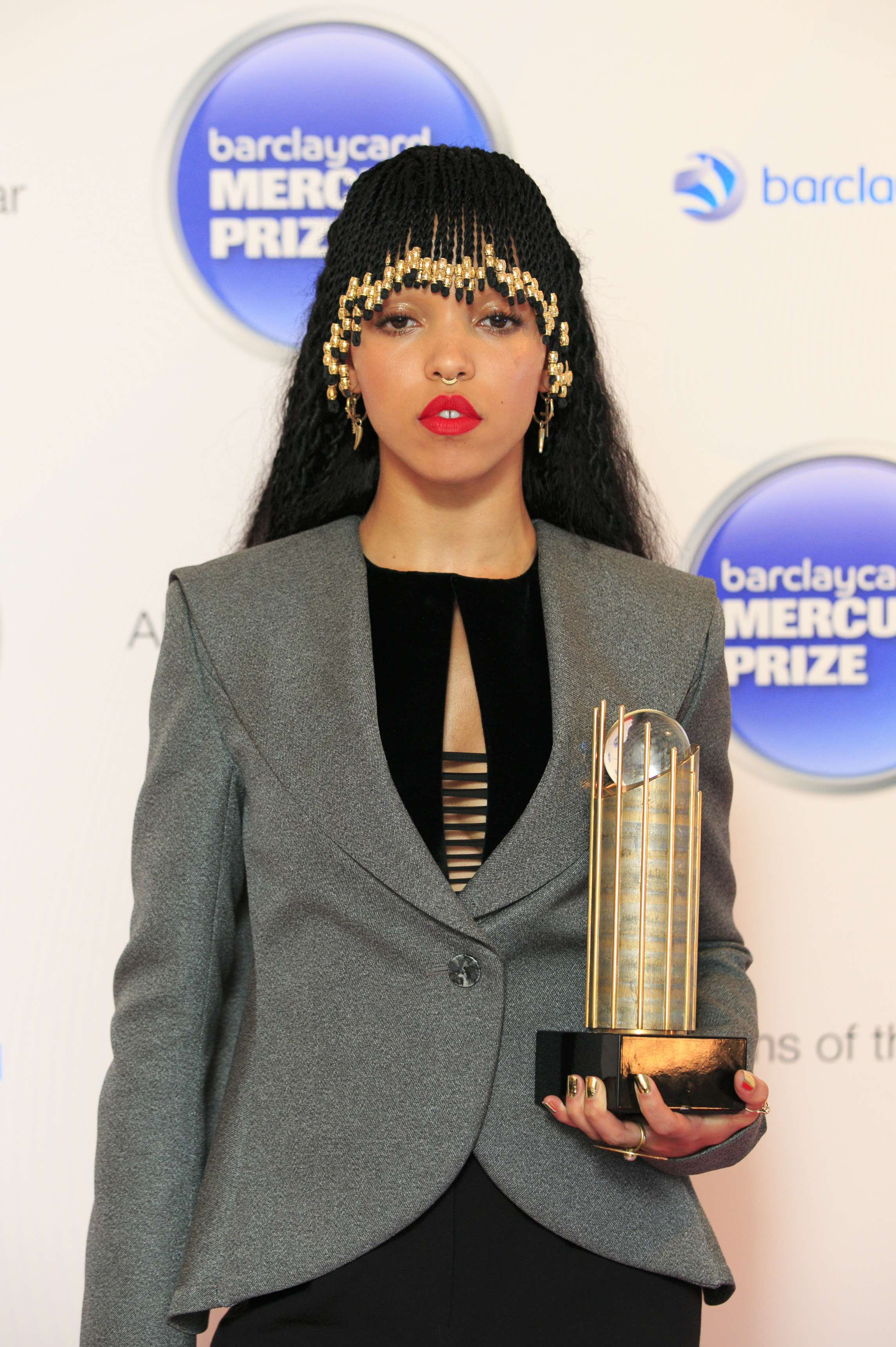 FKA twigs é apontada como possível nova namorada de Robert Pattinson Foto: John Phillips /Getty Images