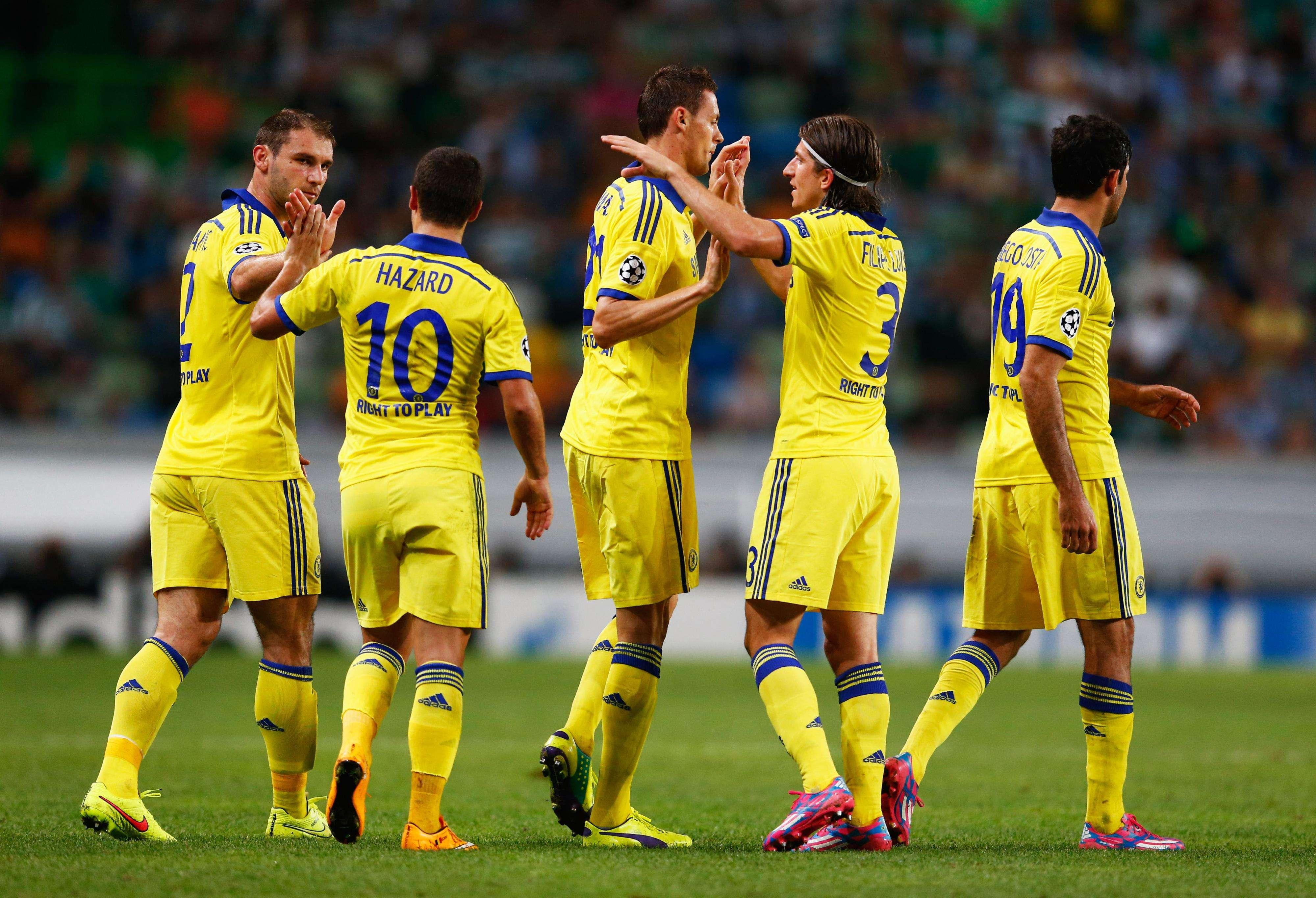 Con gol de Matic a los 34 minutos el Chelsea se llevó los tres puntos como visitante al derrotar 1-0 al Sporting para comandar el Grupo G Foto: Getty Images