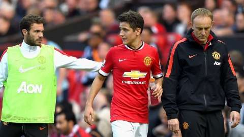 El jugador español estará fuera unas semanas. Foto: Getty Images