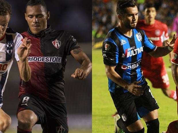 Atlas vs. Querétaro Foto: Mexsport