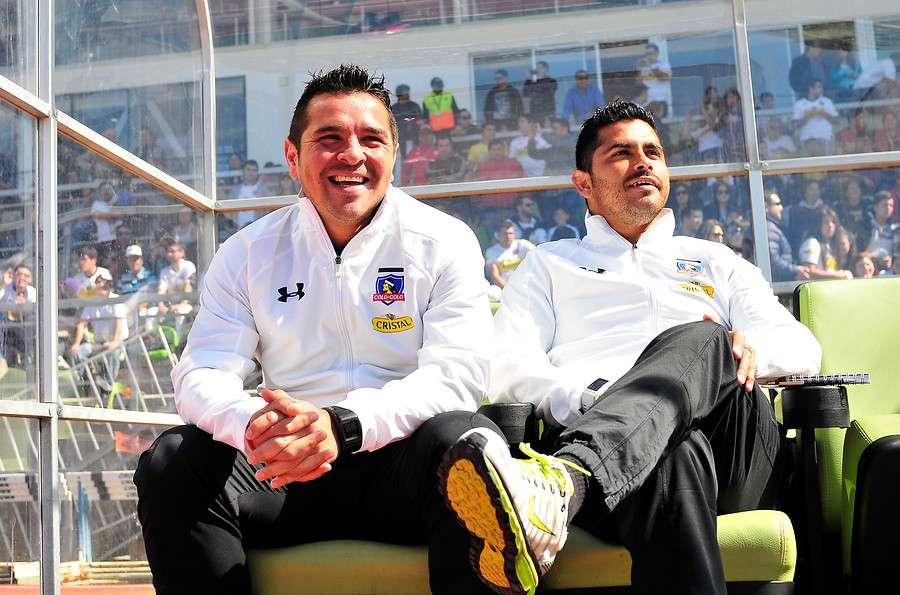 Tapia cumplió 37 años y los jugadores le prometieron el título. Foto: Agencia UNO