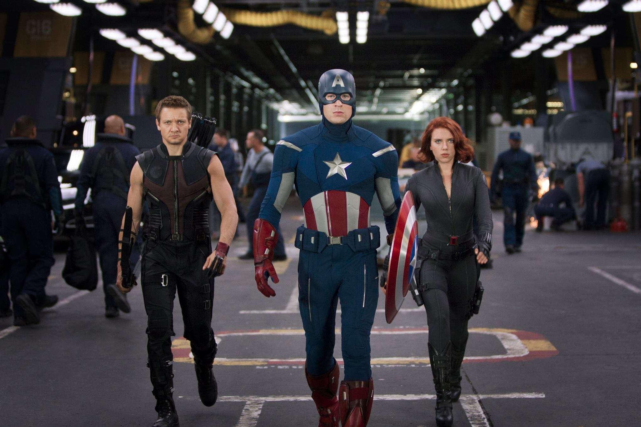 Imagen de 'The Avengers'. Foto: Avengers/Facebook