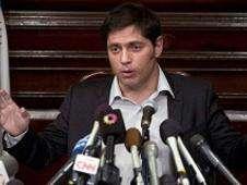 Axel Kicillof, ministro de Economía de Argentina Foto: BBC Mundo/Copyright