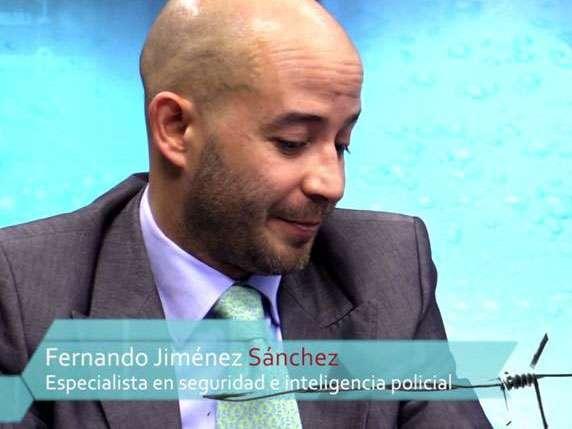 El politólogo Fernando Jiménez Sánchez participó en el tercer programa de la Cuarta Temporada de Tejemaneje. Foto: Terra