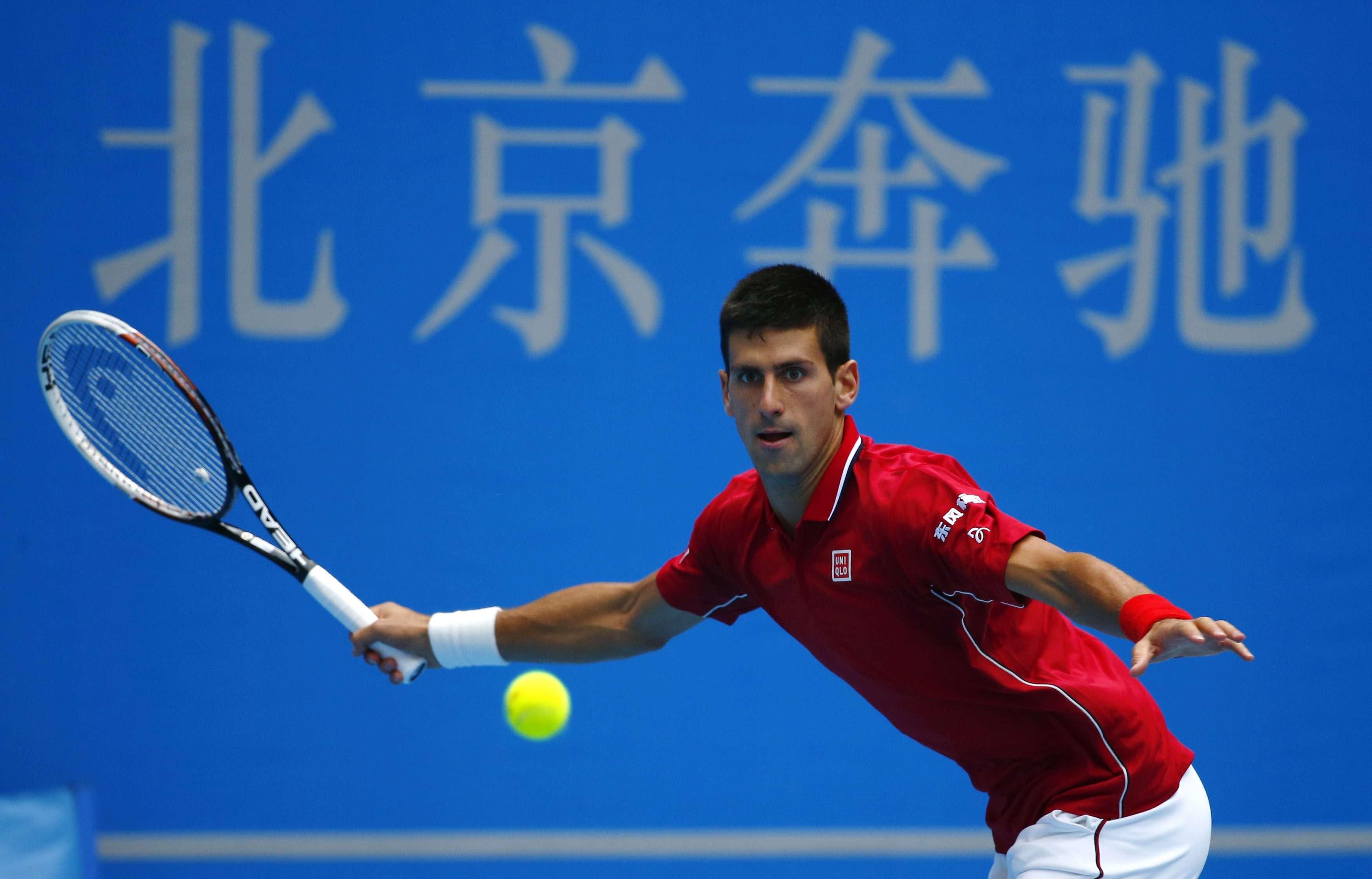 Djokovic. Foto: Reuters en español