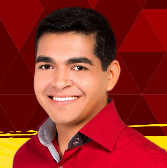 Vereador Tayrone Di Martino (PT) era candidato a vice-governador em Goiás Foto: Facebook