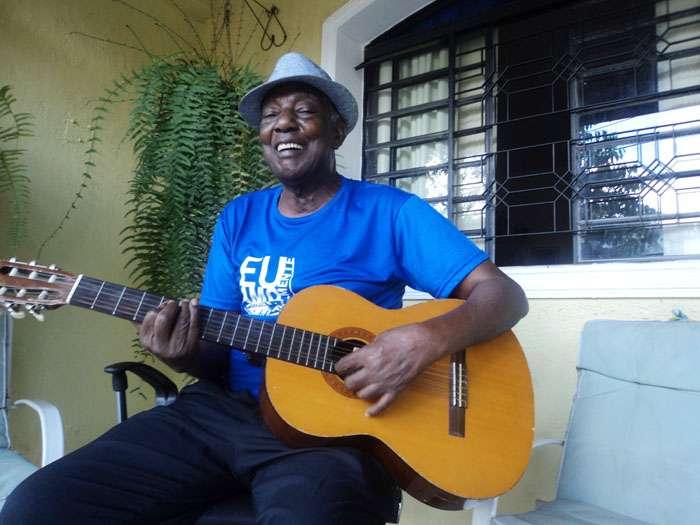 Compositor do Hino do Cruzeiro morre aos 91 anos em Belo Horizonte Foto: Cruzeiro/Divulgação