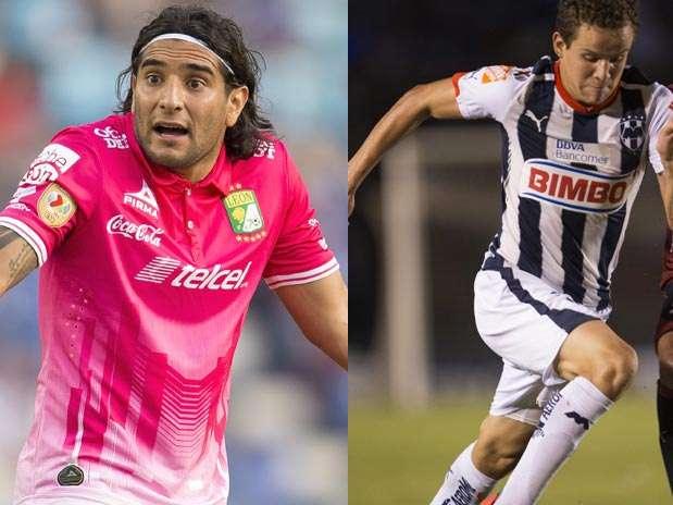 León vs. Rayados Foto: Mexsport