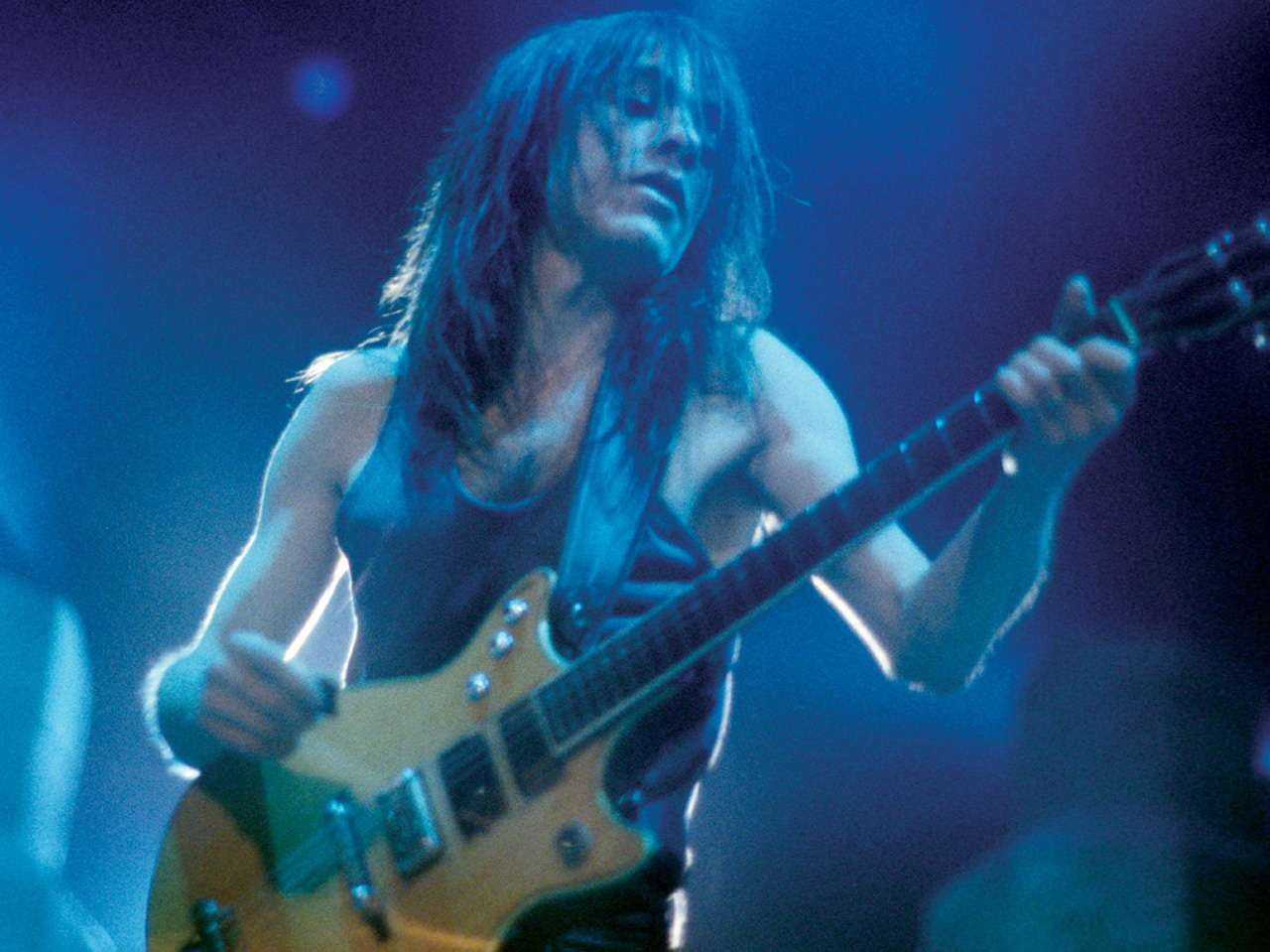 Malcolm Young Foto: acdc.com