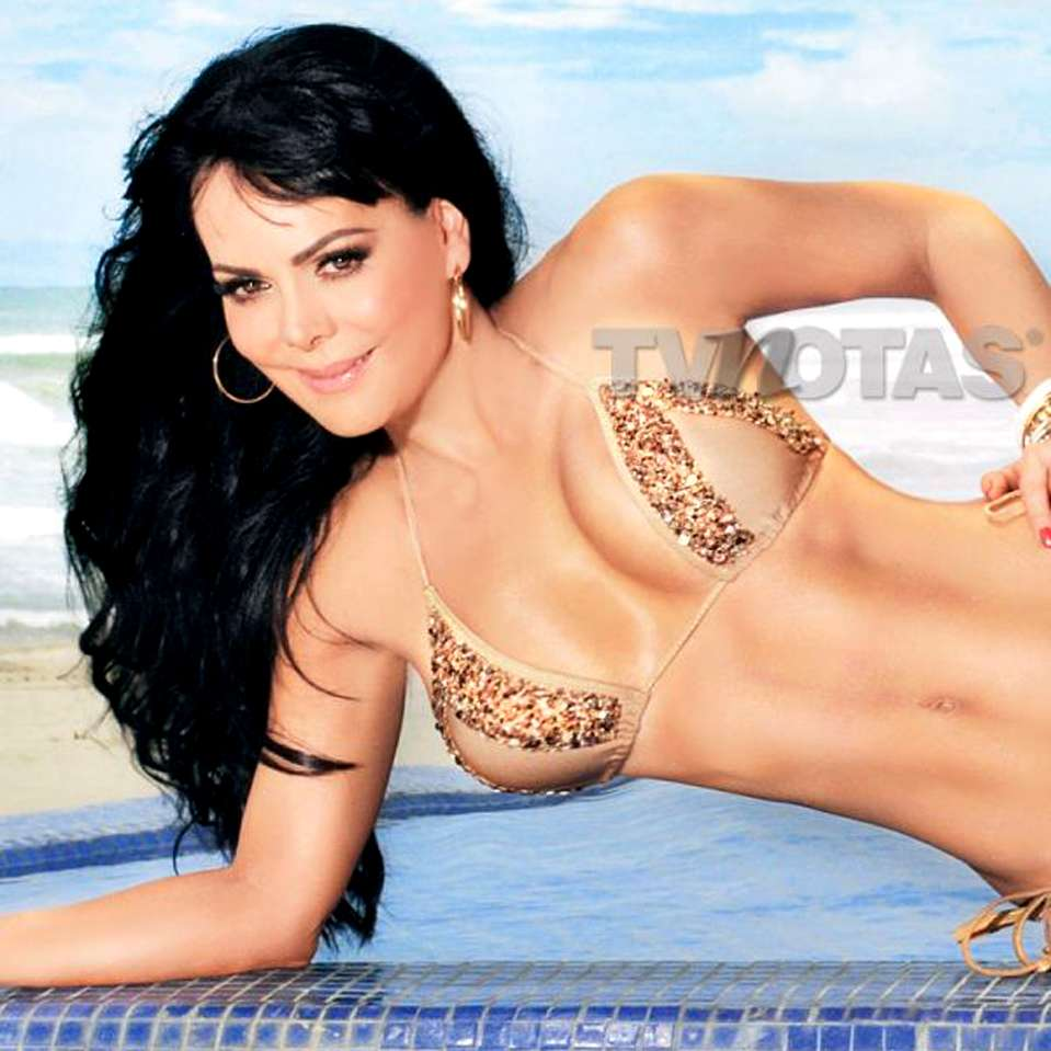 Maribel Guardia - Portafolio TVN. Foto: TV Notas