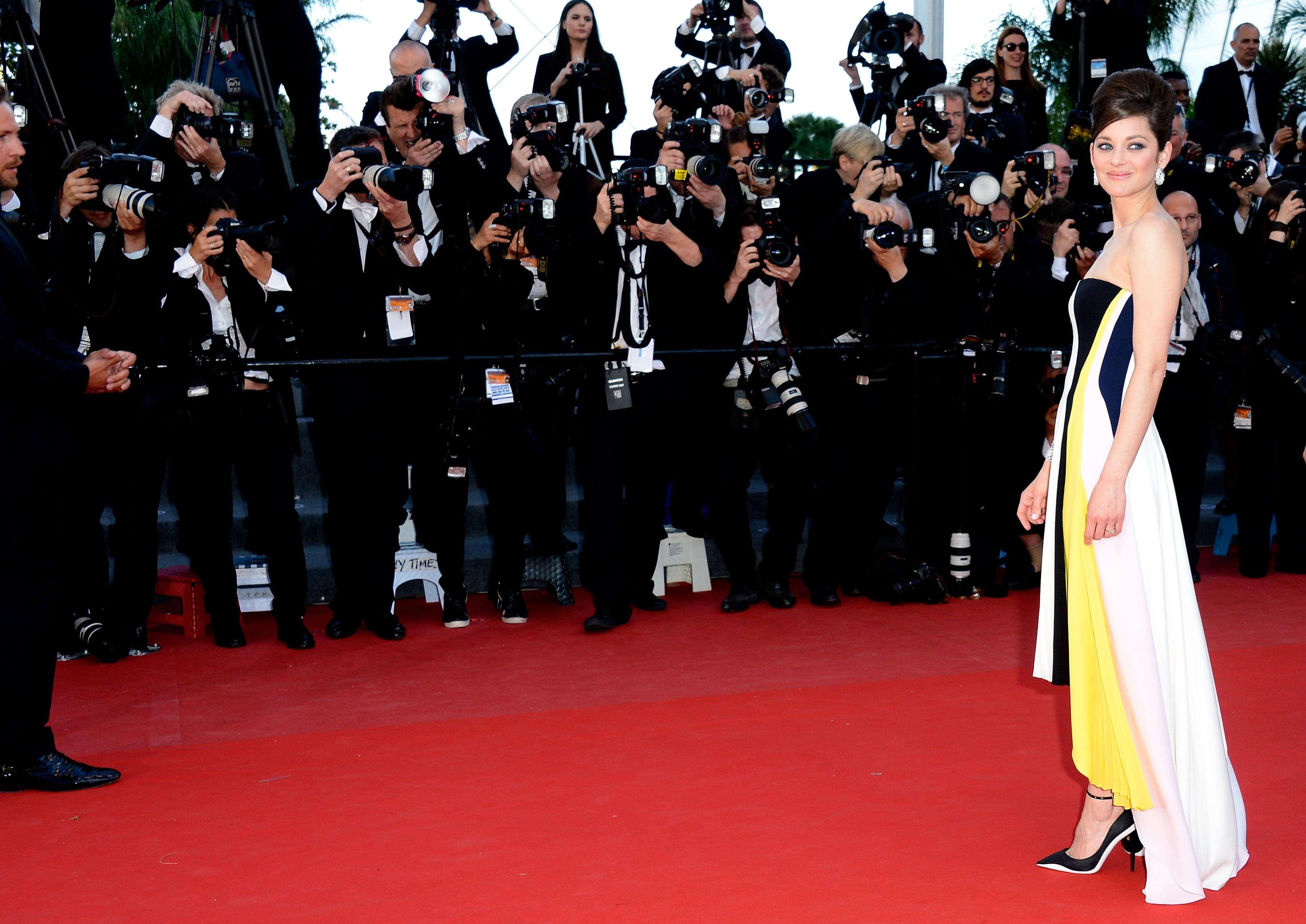 Marion Cotillard. Foto: Getty Images