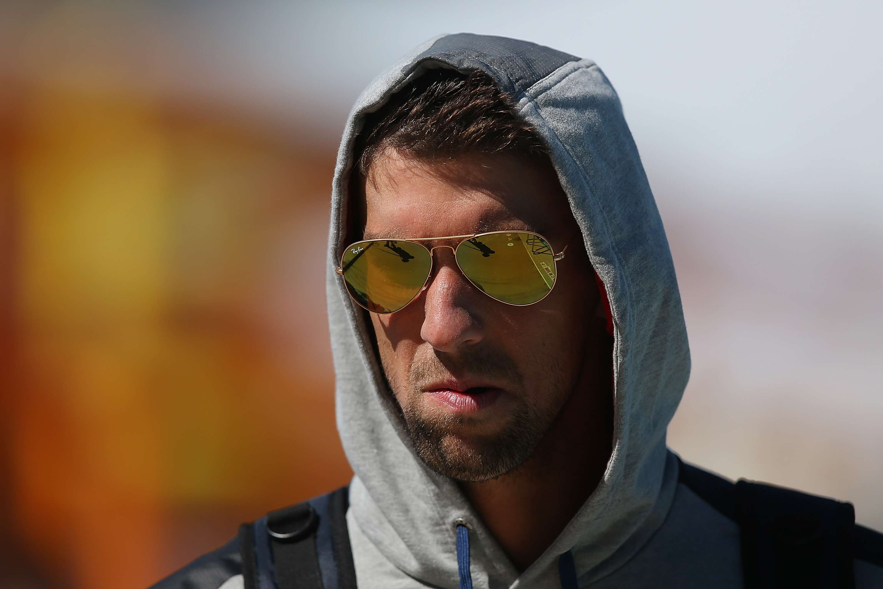Phelps es arrestado por segunda ocasión. Foto: Getty Images