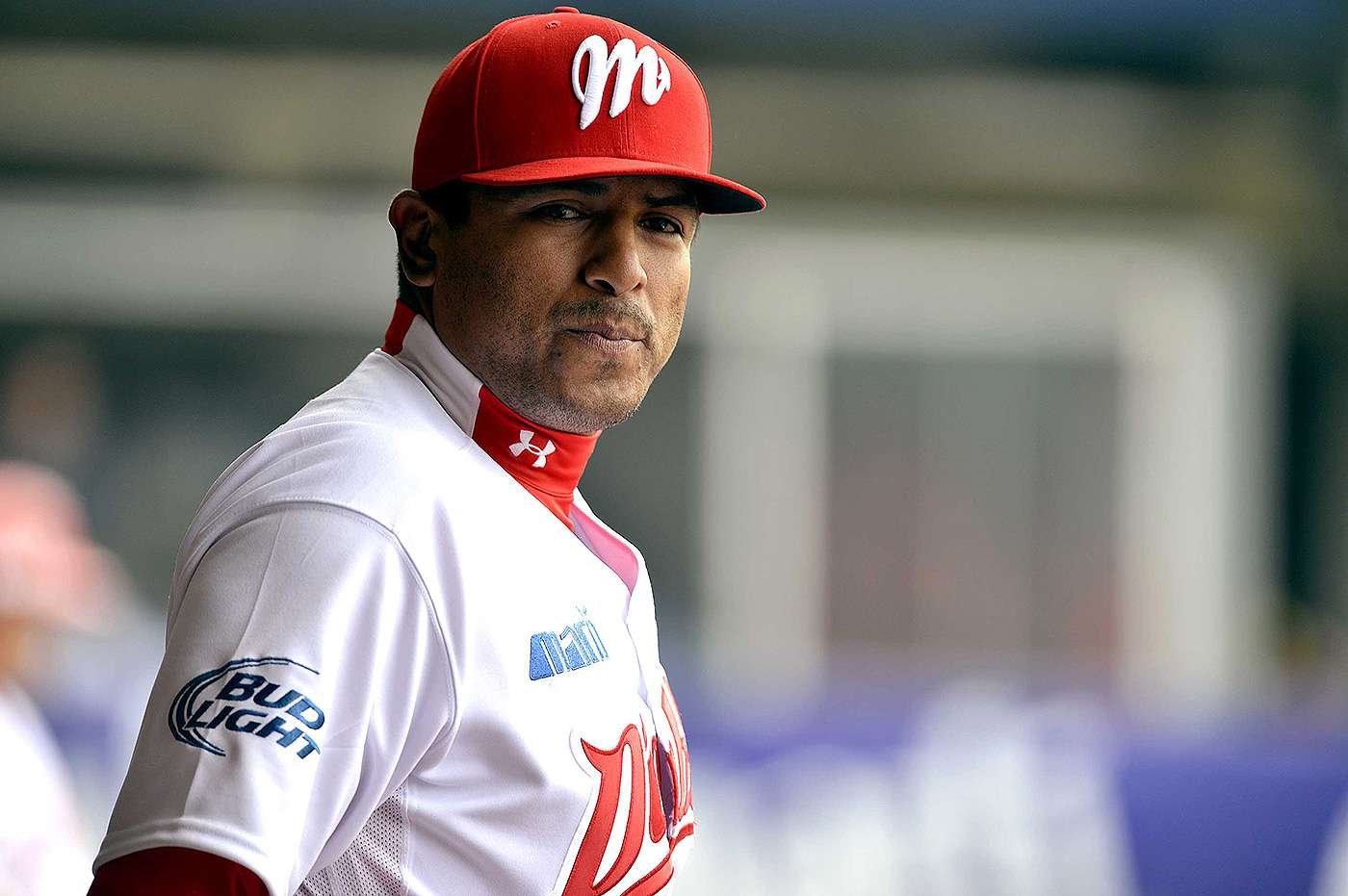 El manager de los Diablos Rojos del México, Miguel Ojeda, fue nombrado como el Manager del Año 2014 de la Liga Mexicana de Beisbol Foto: Diablos Rojos del México