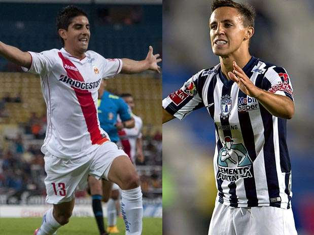 Monarcas Morelia vs. Pachuca Foto: Mexsport