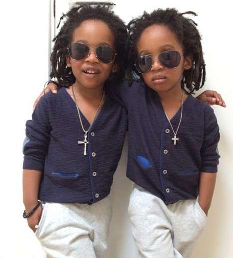 Niños fashionistas que podrían desplazar a Alonso Mateo Foto: Instagram/2yungkings