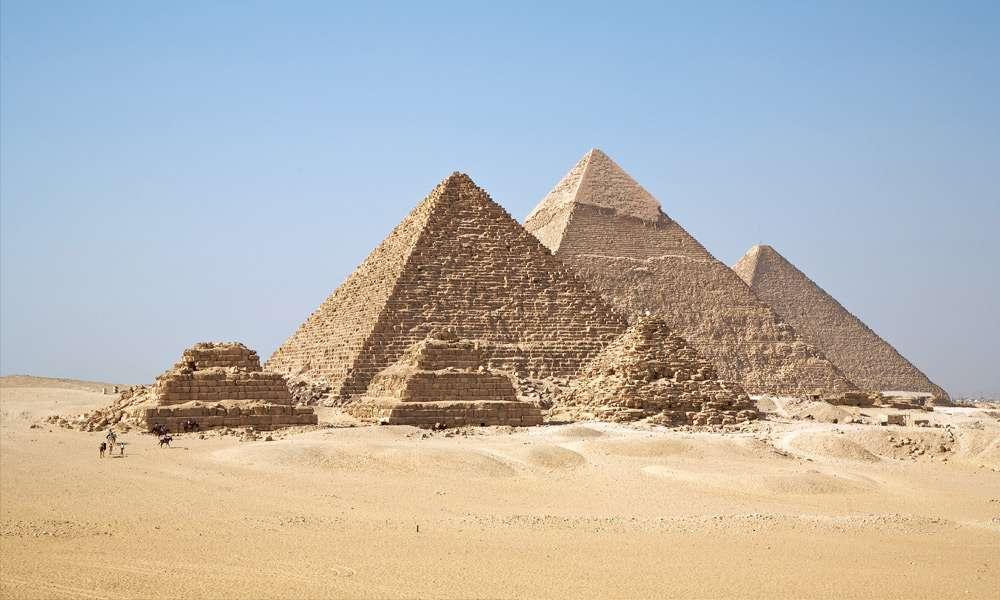 Cientistas holandeses descobrem como os egípcios moveram as pedras das pirâmides. Foto: Reprodução