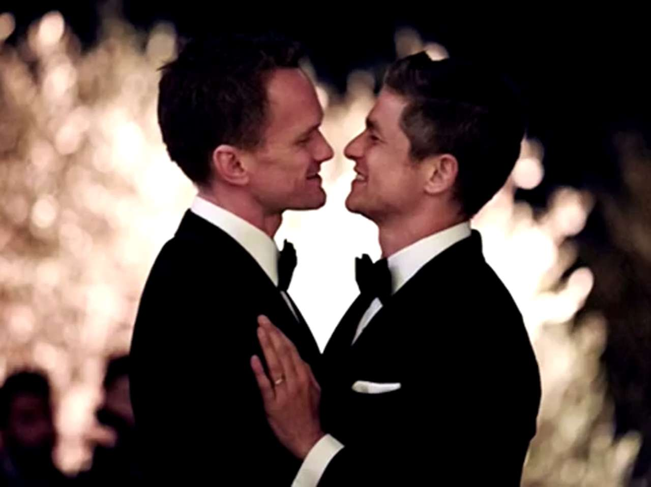 Boda de Neil Patrick Harris. Foto: YouTube.com