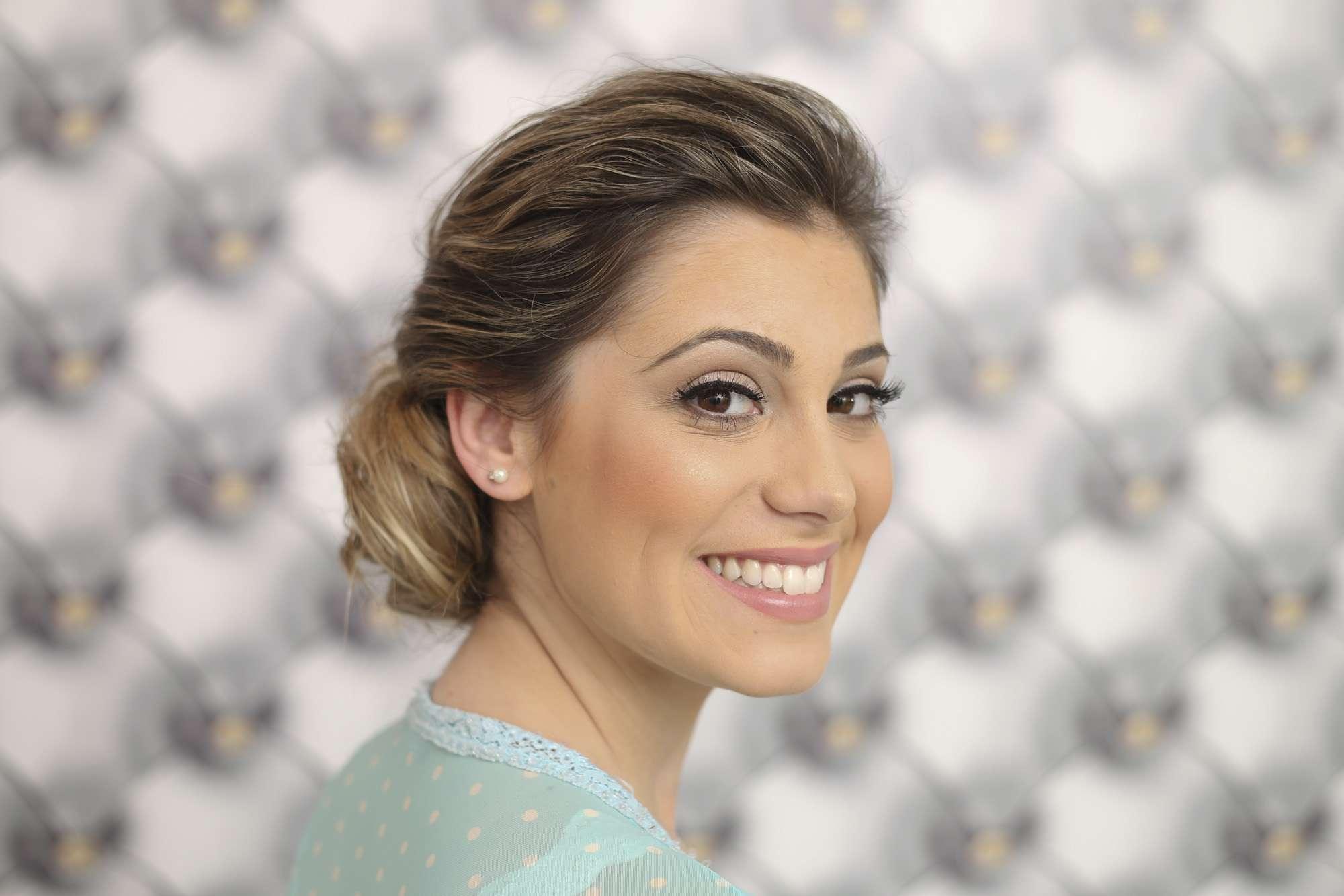 O penteado é prático, bonito e pode ser feito em qualquer cabelo Foto: Páprica Fotografia/Canarinho Press