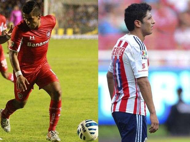Toluca vs. Chivas Foto: Mexsport