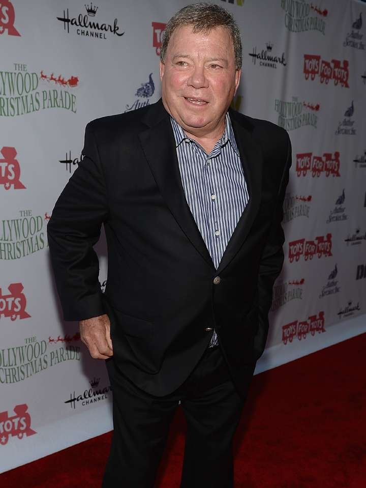 William Shatner. Foto: Getty Images