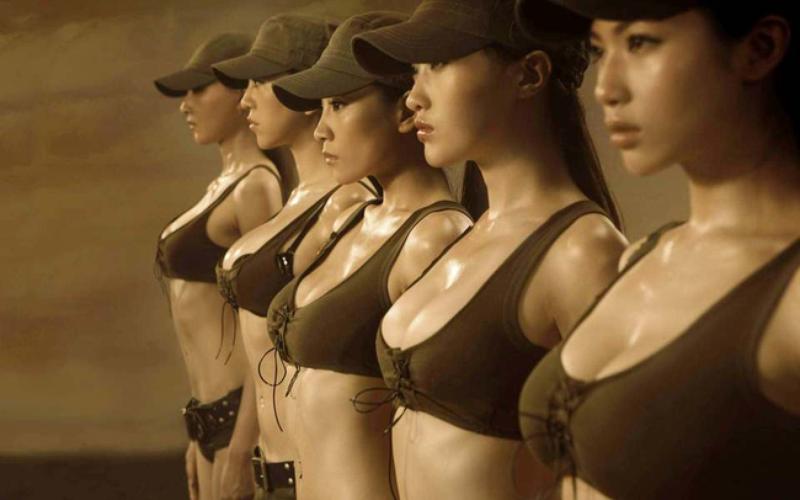 Mujeres chinas. Foto: viralnova.com