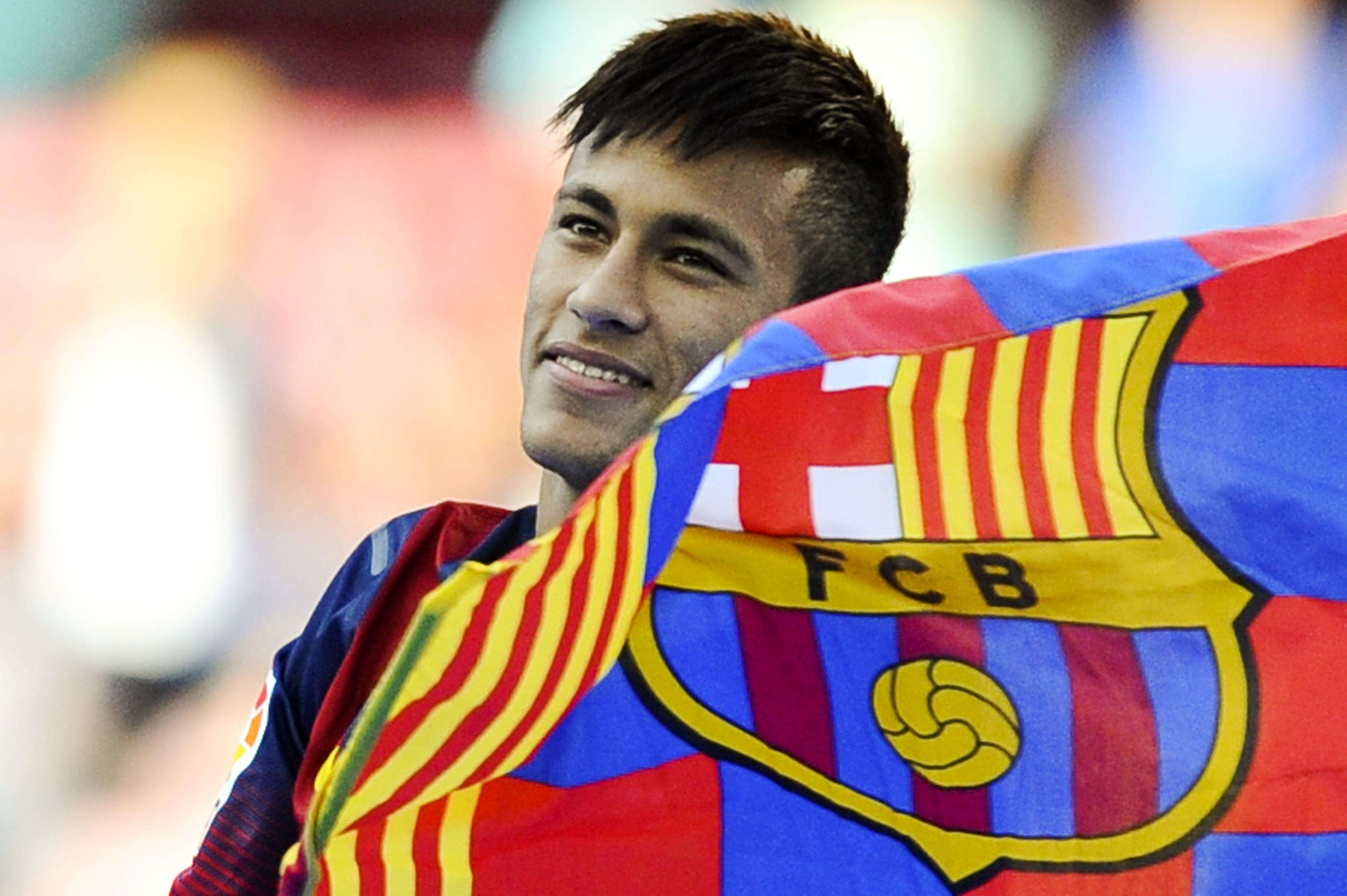 Neymar. Foto: Getty Images