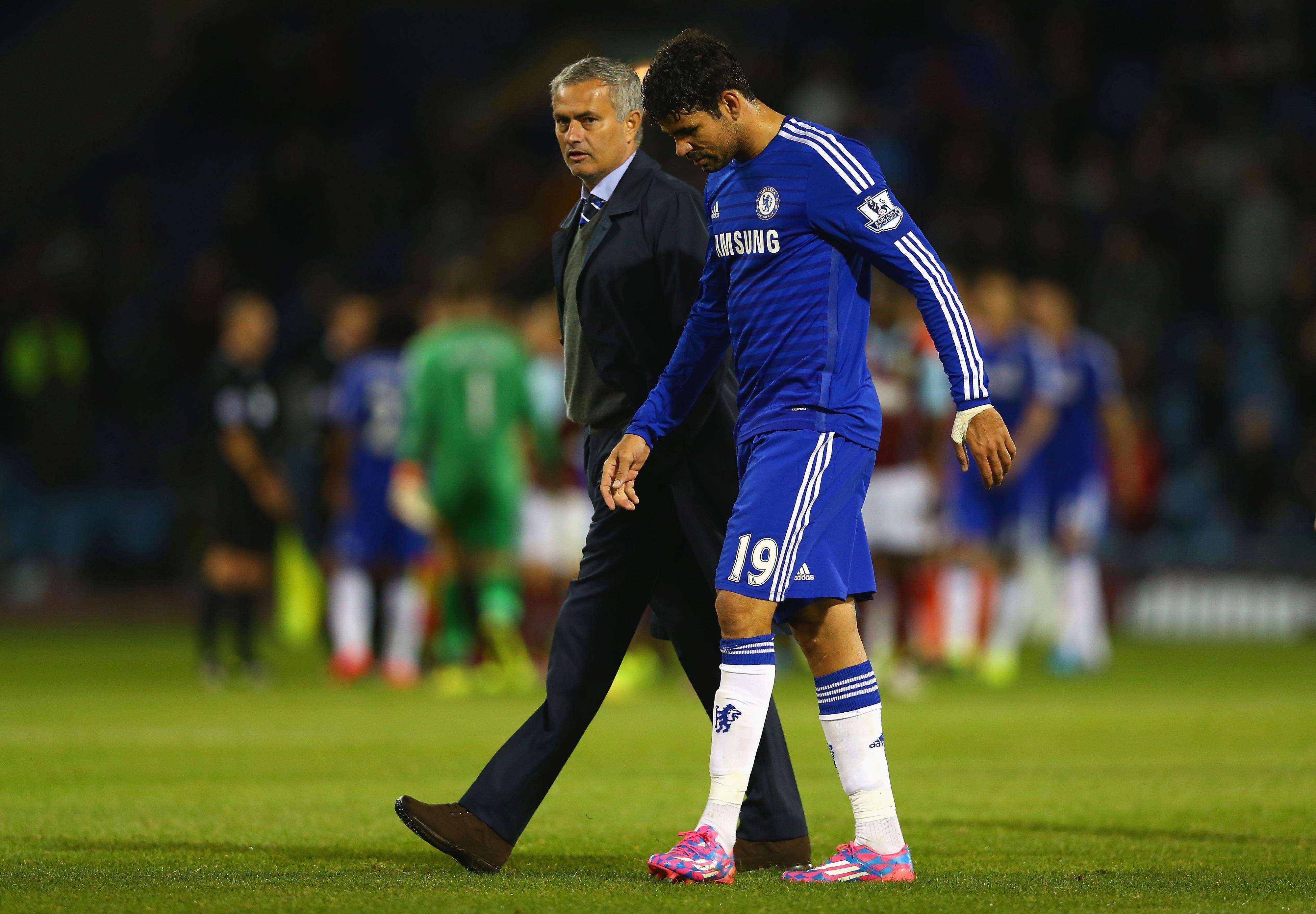 Diego Costa. Foto: Getty Images