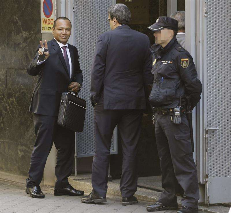 El padre de Neymar. Foto: EFE en español