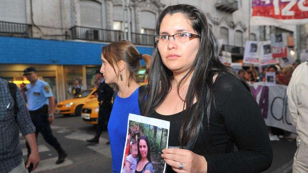 Martina Acosta vivirá con su tía, Marina Foto: Web