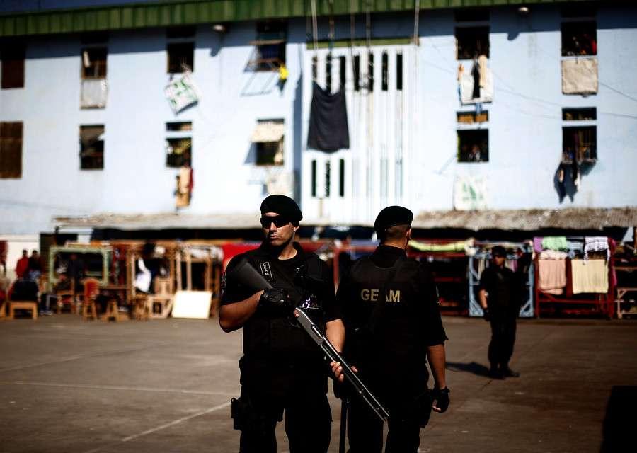 La fuga ocurrió en Cárcel Colina I Foto: Agencia UNO