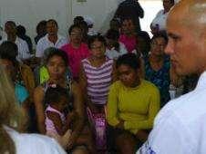Pacientes de médico cubano Foto: BBC Mundo/Copyright