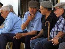 Señores mayores Foto: BBC Mundo/Copyright