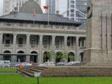Cenotafio de Hong Kong Foto: BBC Mundo/Copyright