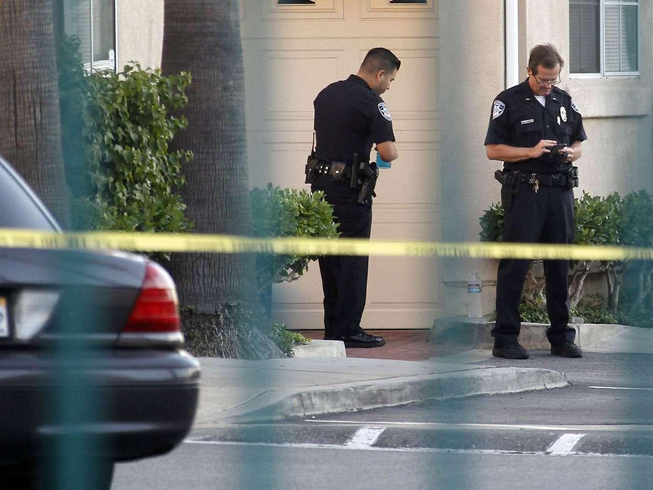Crespo fue trasladado a un hospital local donde murió momentos después a causa de las heridas Foto: AP