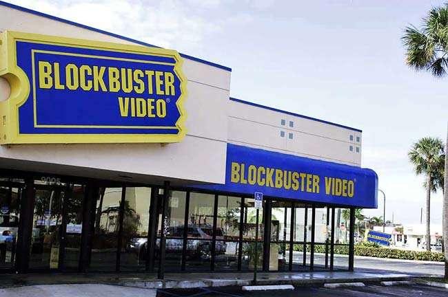 Para inicios del año entrante se busca que todos los servicios que ofrece el Banco perteneciente al Grupo Electra, formen parte de las operaciones de toda la red de los Blockbuster. Foto: Reforma