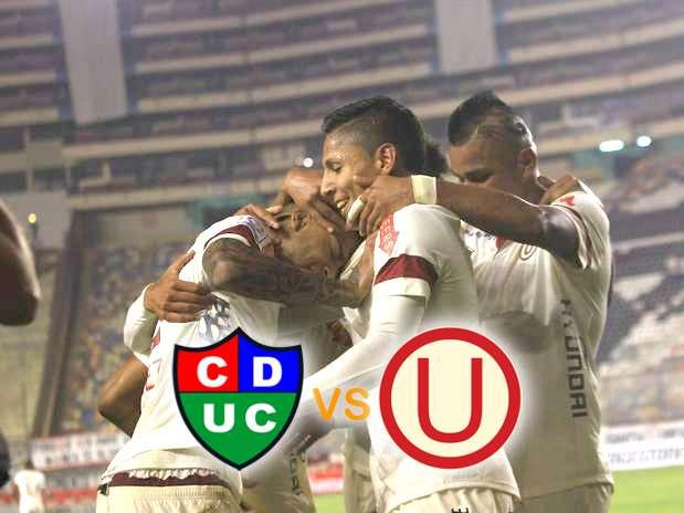 Universitario visita a Unión Comercio por el Torneo Clausura. Foto: Miguel Ángel Bustamante/Terra Perú