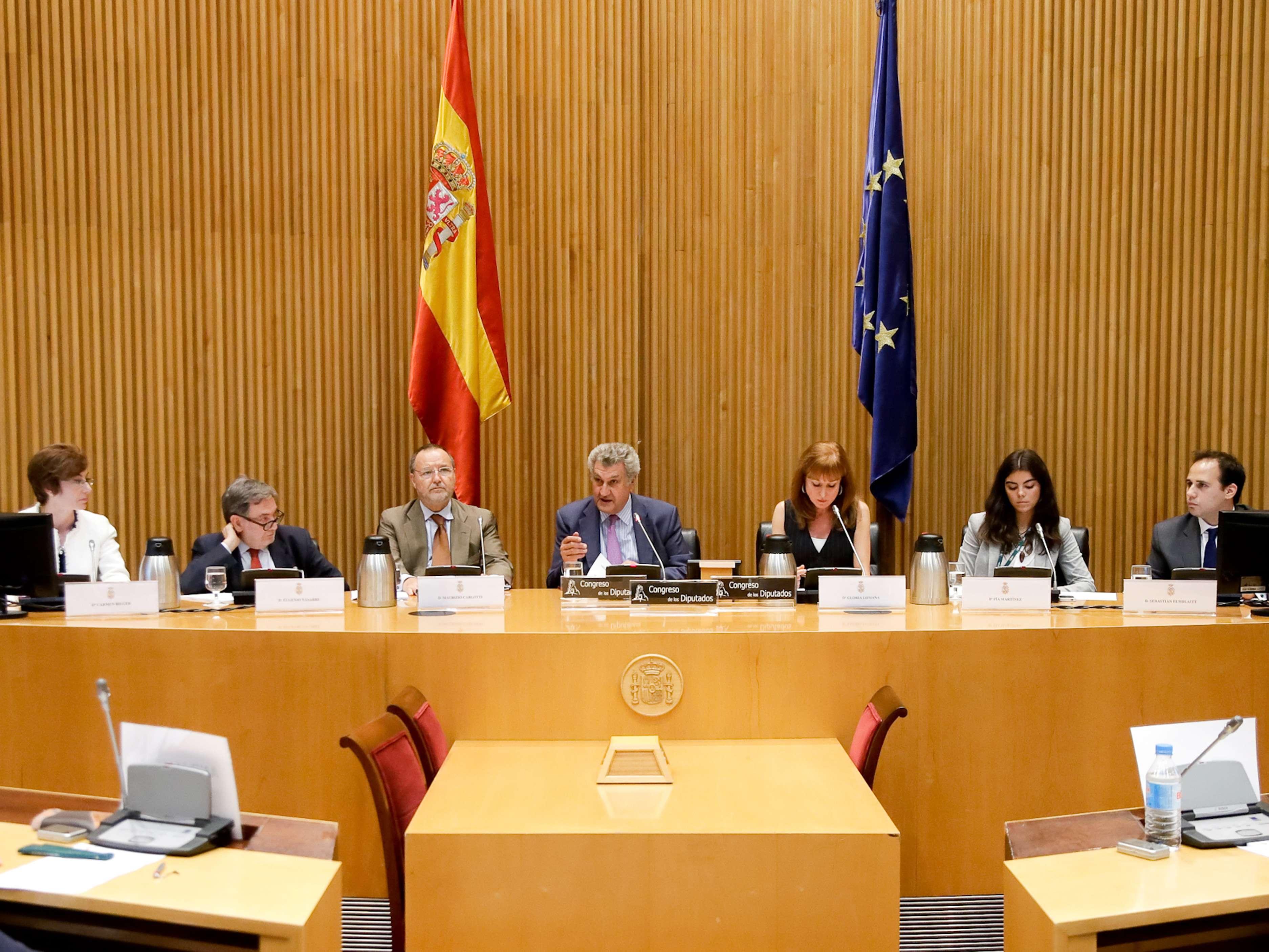 Foto: Congreso de España
