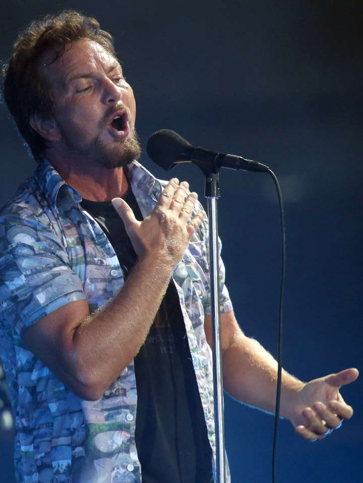 eddie Vedder Foto: Getty Images