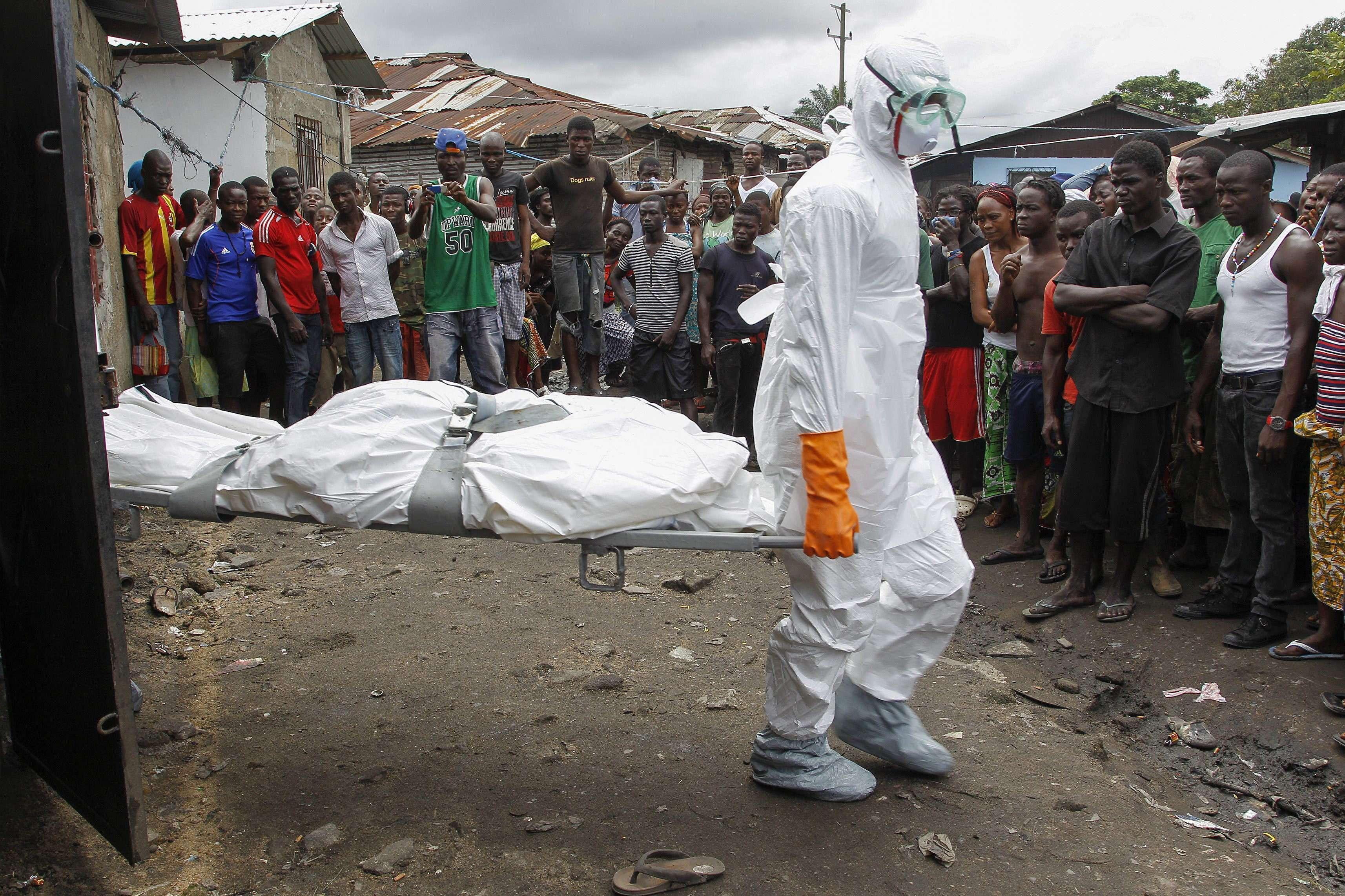 El actual brote de ébola ha causado ya la muerte de más de 3.000 personas. Foto: EFE en español
