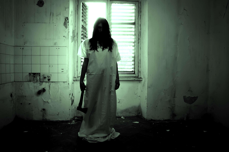 Espectros femeninos más aterradores Foto: iStock