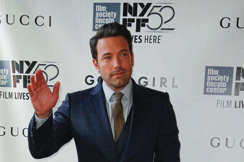 "Actor Ben Affleck attends the 52nd New York Film Festival opening night gala presentation of the movie ""Gone Girl"" at Alice Tully Hall in New York September 26, 2014. Foto: Eduardo Munoz/Reuters"