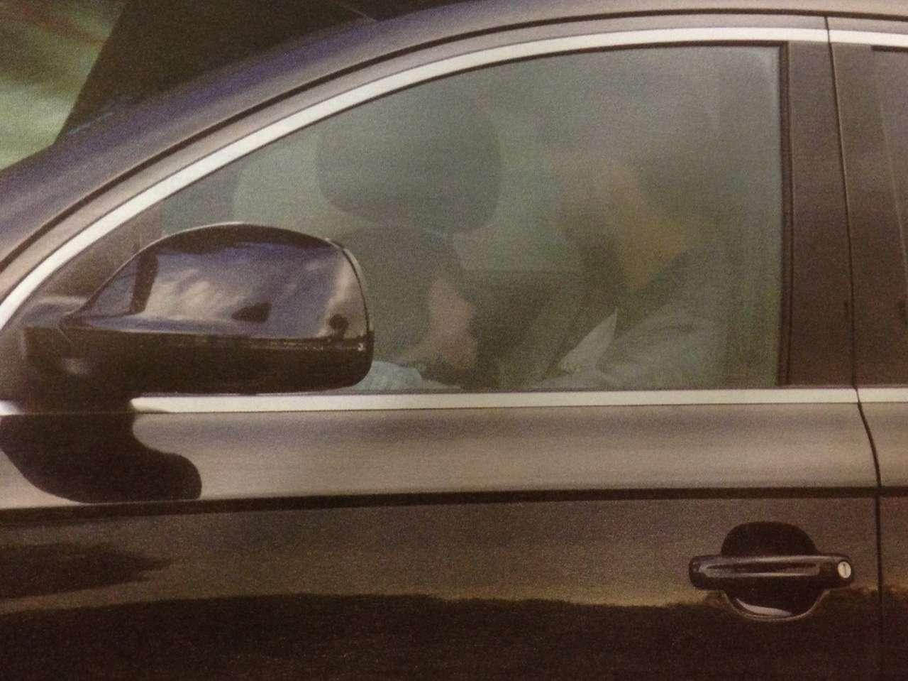Gerard Piqué y Milan. Foto: Revista Nueva