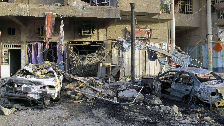 Vários ataques atingem o Iraque, uma das regiões onde jihadistas atuam para criar califados Foto: Stringer/Reuters