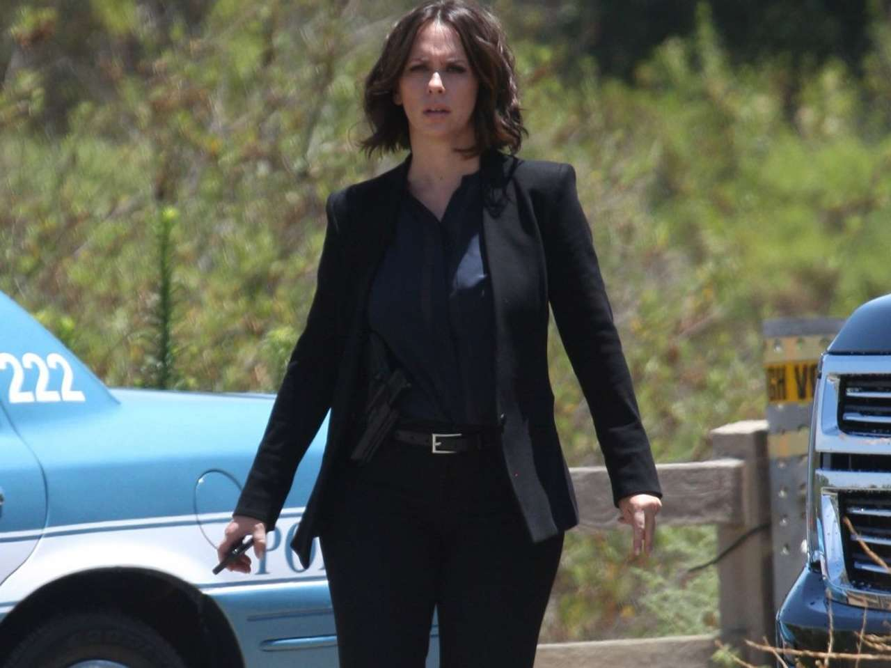Jennifer Love Hewitt en 'Criminal Minds'. Foto: CBS
