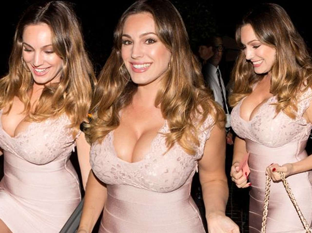 Kelly Brook. Foto: The Mirror