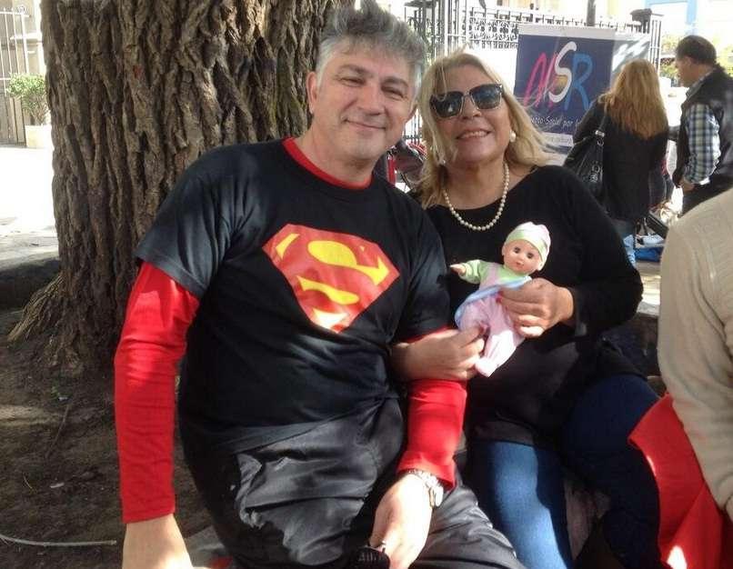 Carrió cuestionó la salud mental de Cristina Foto: Twitter