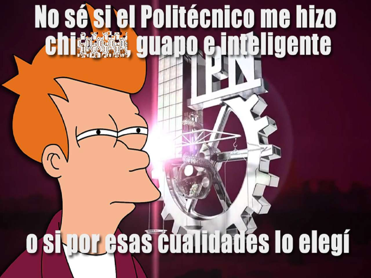 Memes de la crisis en el IPN por cambios en su reglamento Foto: Tomada de Twitter