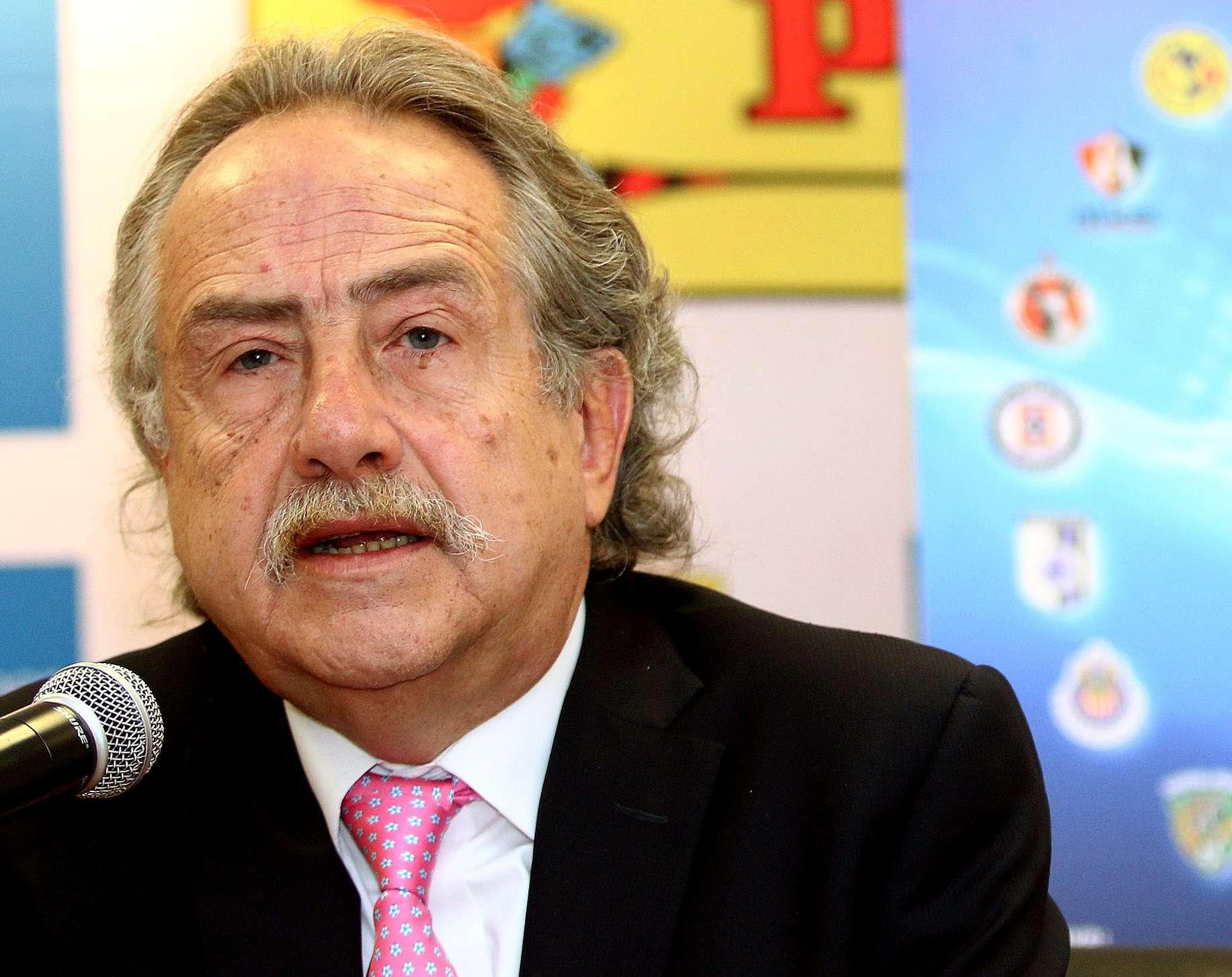 El presidente de la Liga MX se mostró consternado ante las muertes del equipo de Tercera División. Foto: Imago 7