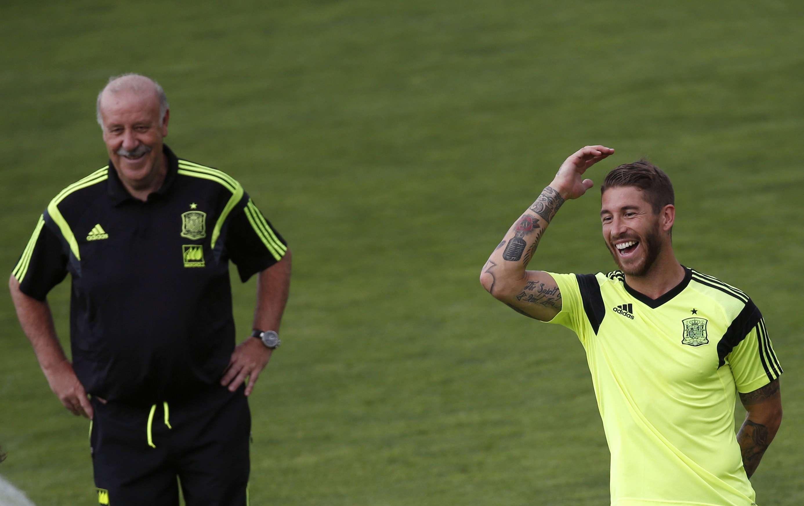 Sergio Ramos. Foto: Reuters en español