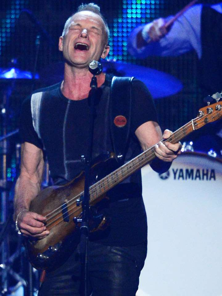 Sting Foto: Getty Images